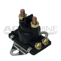 Mercruiser PT&T Solenoid also for O/B Starters & PTT Motors 12V Isolated Base 89-96158T