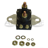 Mercury/Mercruiser Solenoid Used for O/B Starters & PTT Motors 12V Isolated Base 89-96054T