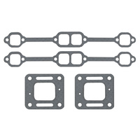 Mercruiser V8 Exhaust Gasket Set  1983-2001