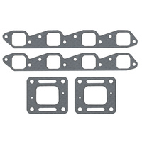JML Mercruiser Exhaust Gasket Set Chevy V8 454 &502 CID 7.4L & 8.2L 1983 & Up