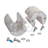 Bravo Trim Anode Kit Zinc
