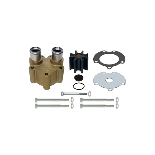 JML Mercruiser Sea Water Pump Service Kit Bravo (Brass Housing) 47-807151A14