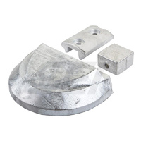 OMC  Cobra 1986-1993 Zinc Anode Kit