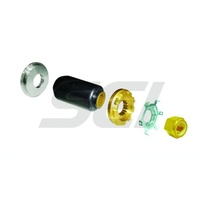 "Rubex Hub Kit Type ""D"" & ""E"" Fits Force, Honda, Mercury, Mercruiser and Yamaha"