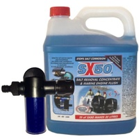 Salt Off SX50 4L Flushing Combo